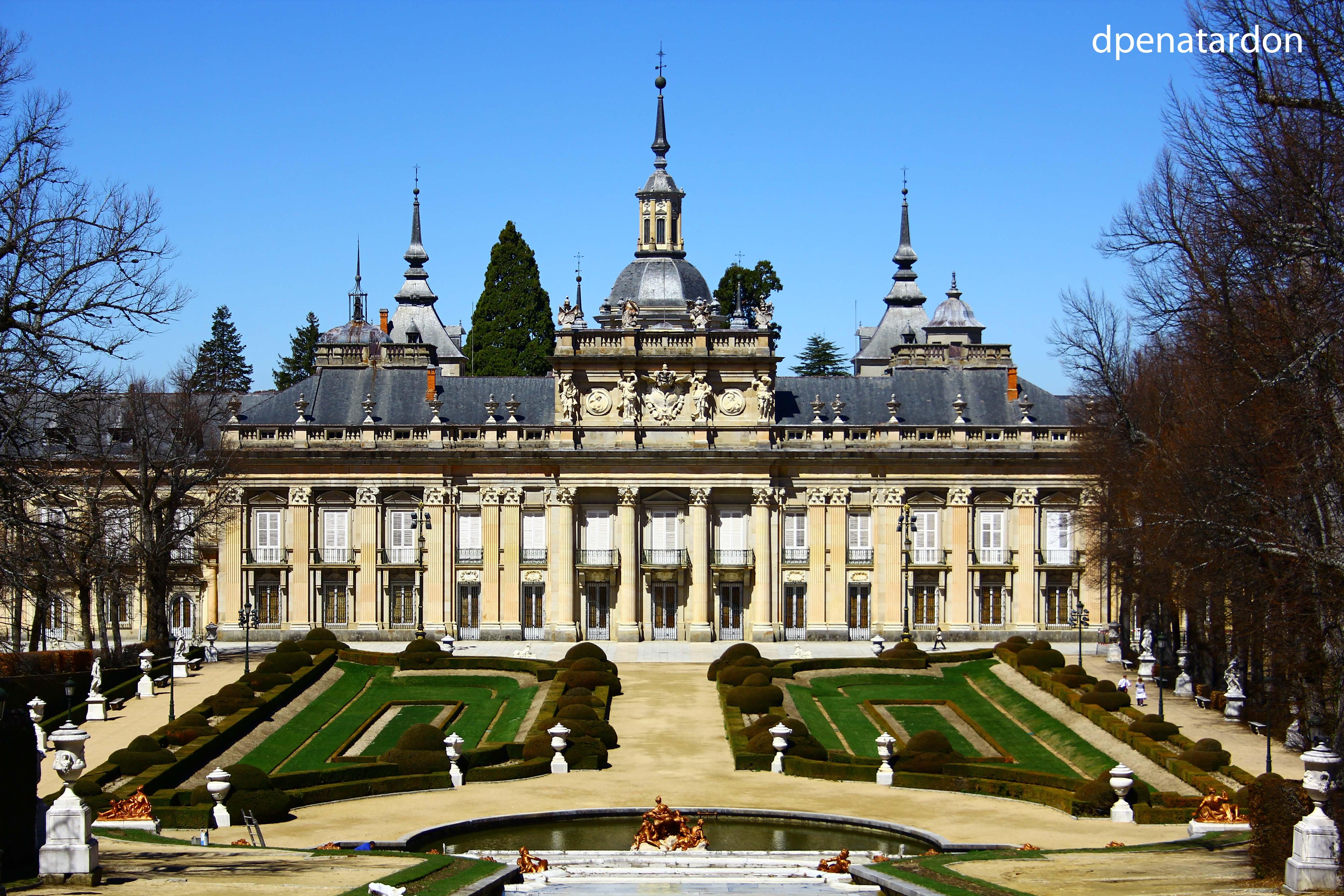 El Real Palacio de la Granja
